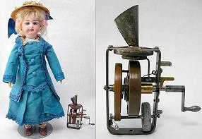 Edison Talking Doll, 1890