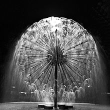 El Alamein Fountain, 1961