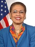 Eleanor Holmes Norton of the U.S. (1937-)