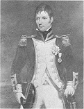British Adm. Sir Eliab Harvey (1758-1830)