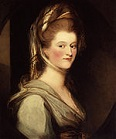 Lady Elizabeth Craven of Britain (1750-1828)