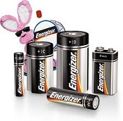 Everready Energizer Battery, 1980