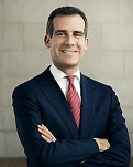 Eric Garcetti of the U.S. (1971-)