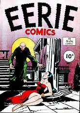 'Erie Comics', Jan. 1947