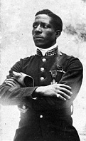 French Cpl. Eugene Bullard (1895-1961)