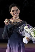 Evgenia Medvedeva of Russia (1999-)