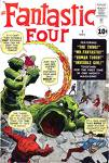 The Fantastic Four, Nov. 1961-