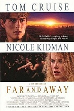 'Far and Away', 1992