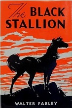 'The Black Stallion' by Walter Farley (1915-89), 1941