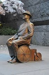 FDR Wheelchair Statue, 2001