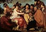 'The Feast of Bacchus' by Diego Velazquez (1599-1660), 1629