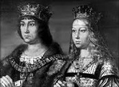 Ferdinand II of Aragon (1452-1516) and Isabella I of Castile (1451-1504)
