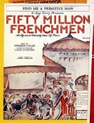 'Fifty Million Frenchmen', 1929