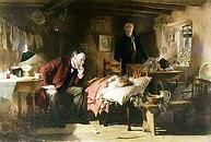 'The Doctor' by Luke Fildes (1843-1927), 1891