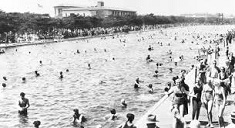 Fleishhacker Pool, 1925