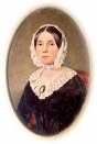 Floride Bonneau Calhoun of the U.S. (1792-1866)