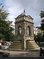 Fontaine des Innocents, 1549
