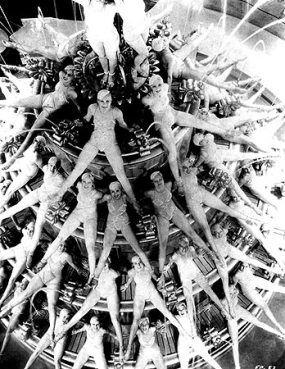 'Footlight Parade', 1933