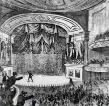 Ford's Theatre, Apr. 14, 1865
