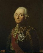 French Marshal Francois Christophe de Kellermann (1735-1820)