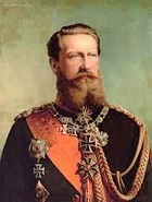 Kaiser Friedrich III of Germany (1831-88)