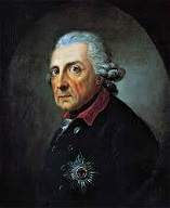 Frederick the Great of Prussia (1712-86)