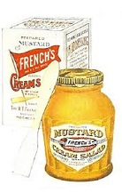 French's Mustard, 1904