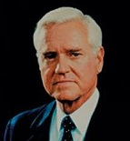 Fritz Hollings of the U.S. (1922-)