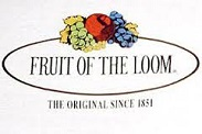 Fruit of the Loom, 1851