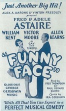 ''Funny Face', 1927