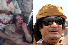 Muammar Gaddafi's Capture, Oct. 20, 2011