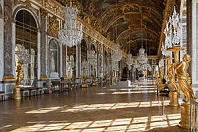 Hall of Mirrors at Versailles, 1678-84