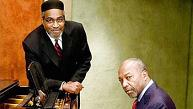 Kenny Gamble (1943-) and Leon Huff (1942-)