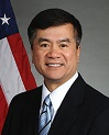 Gary Locke of the U.S. (1950-)