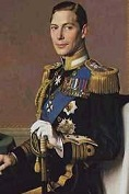 George VI of England (1895-1952)