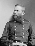 U.S. Gen. George R. Crook (1830-90)