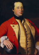 British Capt. George Scott (-1767)