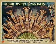 'George Whites Scandals', 1919