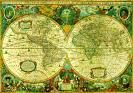 Gerhard Mercator Map
