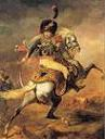 'The Charging Chasseur' by Theodore Gericault (1791-1824), 1812