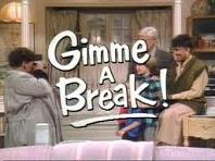 'Gimme a Break!', 1981-7