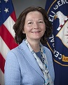 Gina Haspel of the U.S. (1956-)