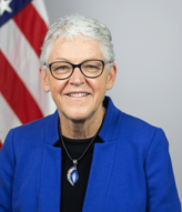 Gina McCarthy of the U.S. (1954-)