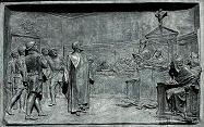 Trial of Giordano Bruno, 1592-1600