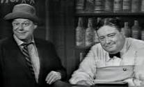 Jackie Gleason (1916-87) as Joe the Bartender