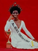 1969 Miss Black America Gloria O. Smith