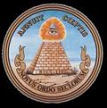 Great Seal of the U.S. - Pyramid