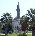 Green Mosque of Iznik, 1391