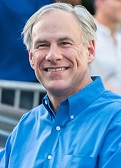 Greg Abbott of the U.S. (1957-)