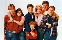 'Growing Pains', 1985-92